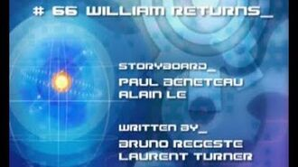 Code Lyoko All Season 4 Title Cards