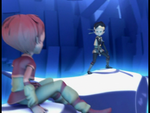 The Key Aelita and Ulrich ride Mantas image 1