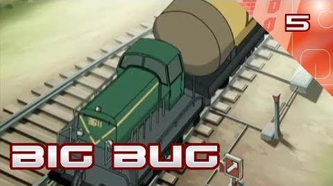 ENG Code Lyoko - S1E05 - Big bug 1440p CC
