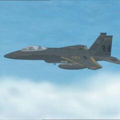 Војни авион.
