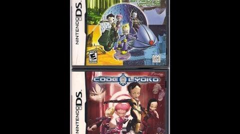 Code Lyoko DS Games' Unused Cutscenes