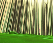 Code Lyoko - The Forest Sector - Trees