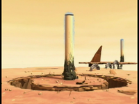 Just in Time Desert towers image 1
