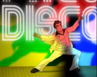 William Returns Jim disco