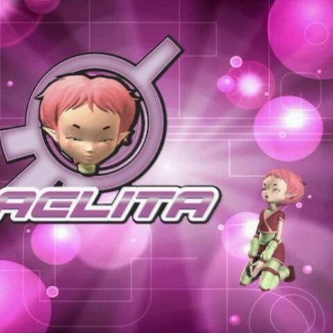 Aelita (seasons 1, 2 and 3).