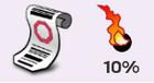 Spell Fire 10