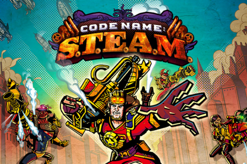 Code Name: S.T.E.A.M. Wiki