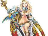 Solange Blanchefleur de Lux