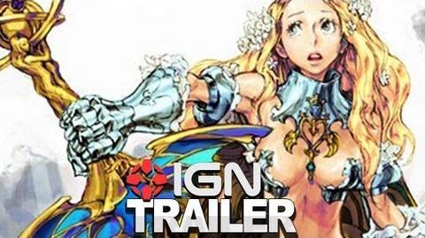 Code of Princess 3DS Trailer