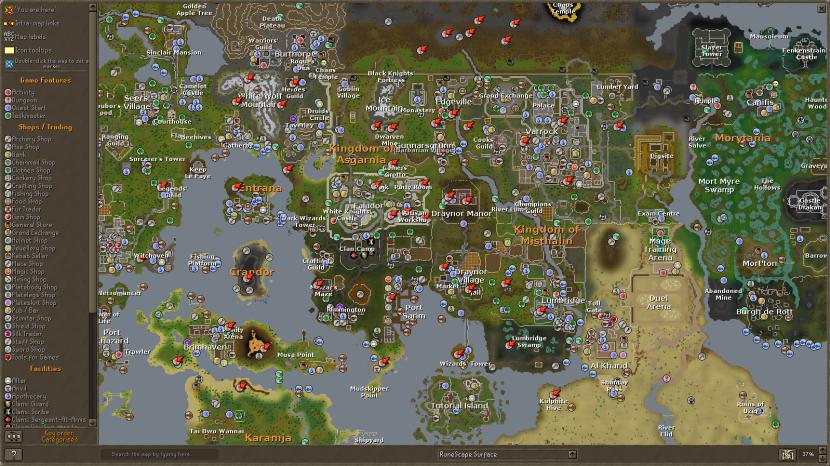 World Map Codesah Wiki Fandom Powered By Wikia