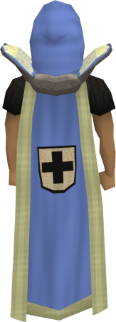 Defence skillcape trimmed