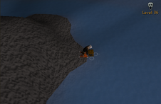 Fishing spot en el Wilderness