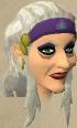Gypsy Aris's head