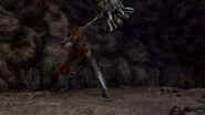 Huge Hammer Strong Attack - Code Vein