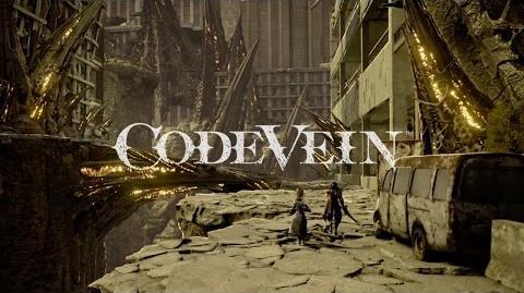 Code Vein - Announcement Trailer