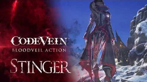 CODE VEIN - Blood Veil Trailer 2 - Stinger X1, PS4, PC