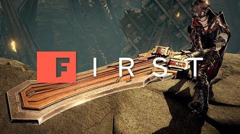 IGN First - 17 minutes of Code Vein