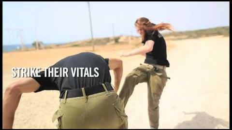 Learn How To Defend Yourself IDF Style