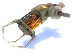 Gravity Gun
