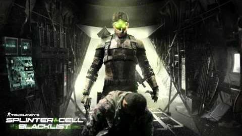 Splinter Cell Blacklist Soundtrack-Welcome to 4th Echelon