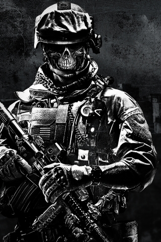 Battlefield 3 Iphone Hd Wallpaper Iphonewallpaperhi 483 320x480