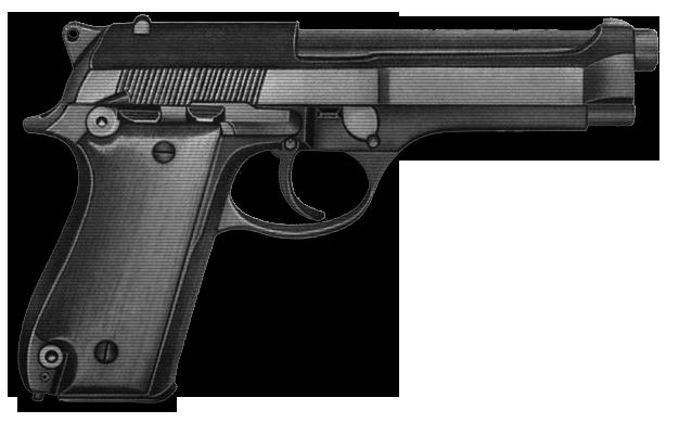 Image - Beretta M9.png | Call of Duty Fan Fiction Wiki ...