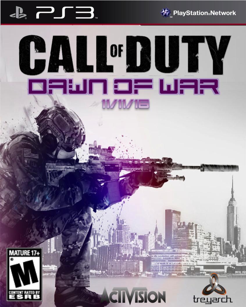 Call Of Duty Fan Fiction Wiki