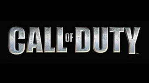 Call Of Duty main theme