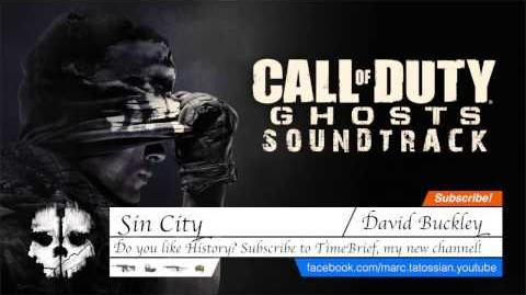 Call of Duty Ghosts Soundtrack Sin City