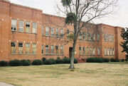 Old Harnett High School Building 400