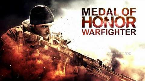 Medal Of Honor Warfighter (2012) Old Friend, New Foe (Soundtrack OST)