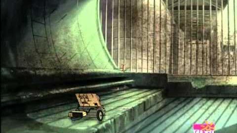 12- Code Lyoko - Avispas al ataque