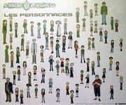Alumnos y profesores de Kadic