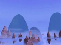 Montañas torre 14