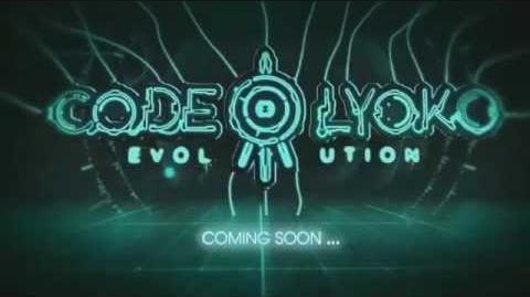 Teaser Code Lyoko Evolution 1 - CASTING
