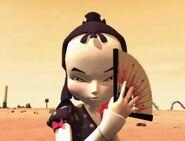 Yumi abanico