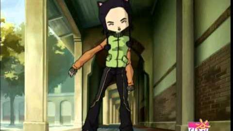 42- Code Lyoko - Un buen lío