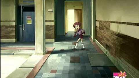 10- Code Lyoko - Una criatura de ensueño