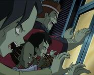 El ataque de los zombies