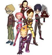 Guerreiros de Lyoko 4
