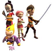 Guerreiros de Lyoko