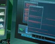 El XANA arregla el superordinador