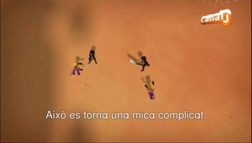 Codi Lyoko Evolució - 21 (116) - Falses semblances (català)