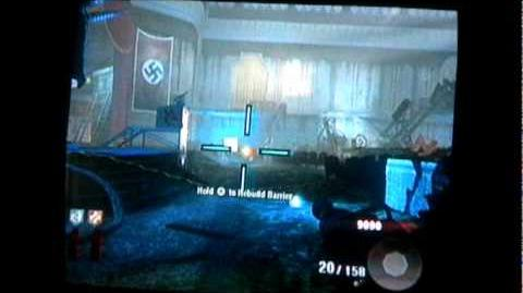 Black Ops Zombies Door Glitch (WORKING)