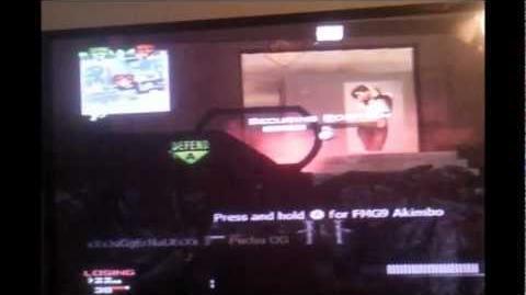 Mw3 (Wii) Gameplay on Arkaden (Domination)