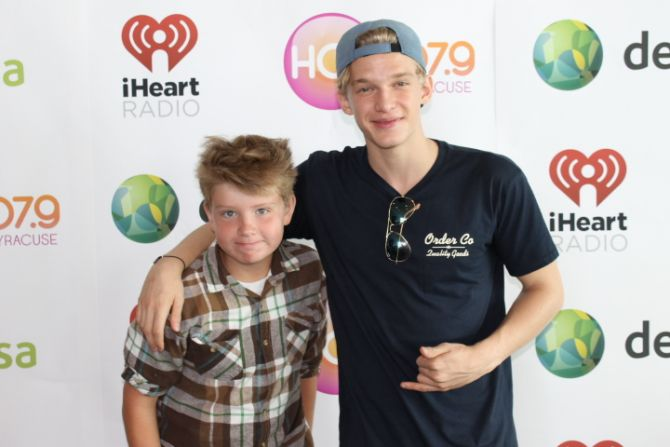 Image cody simpson meet greet at destiny usag cody simpson cody simpson meet greet at destiny usag m4hsunfo
