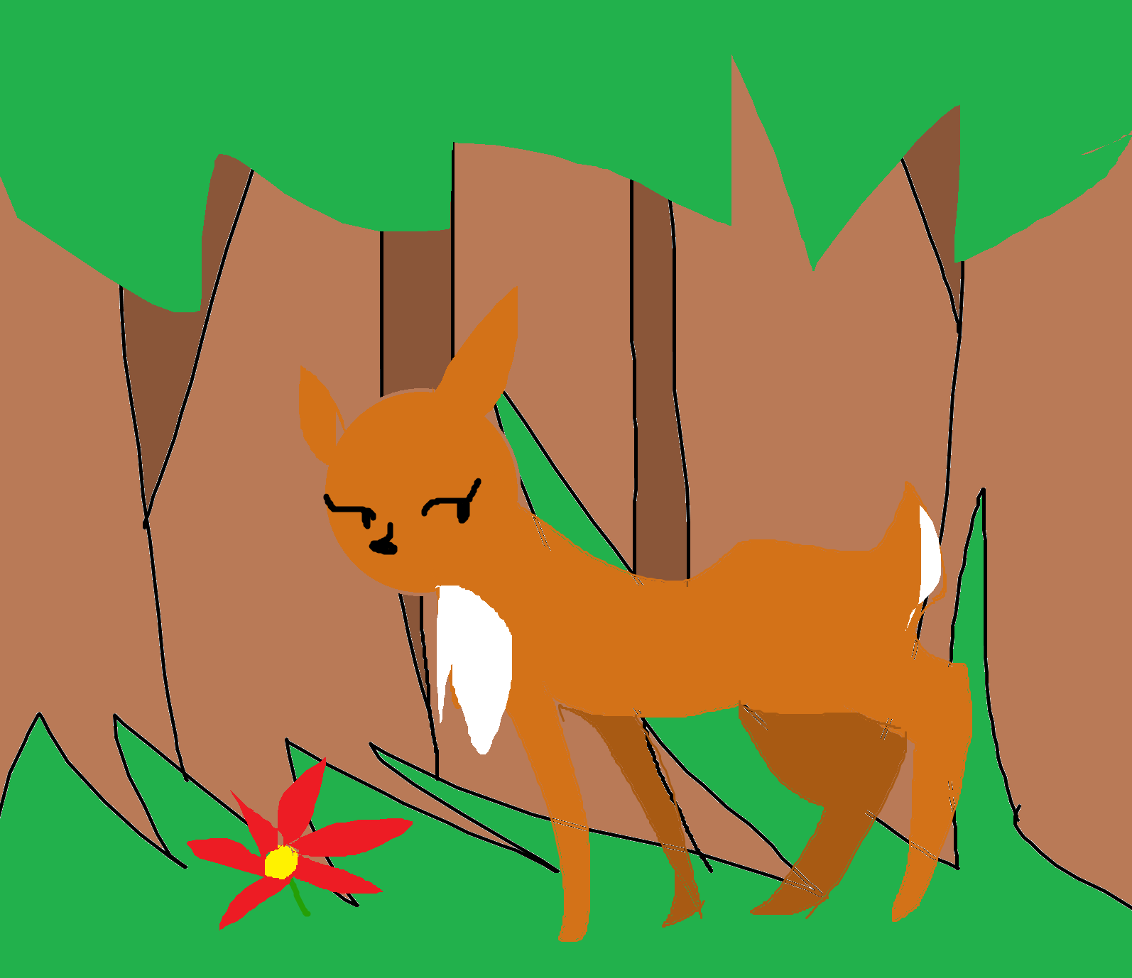 Sss Warrior Cats The Movie: Image - Fresh Forest Meadow.png