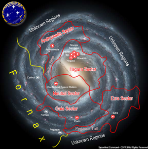 Galaxy map copy