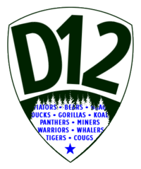 D12 Conference logo