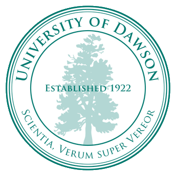 File:University of Dawson seal.png